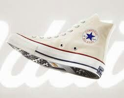 da2b01a7b301 Converse Addict  Natural. Perfect hybrid of new and old. VIBRAM soles and  Outlast lining