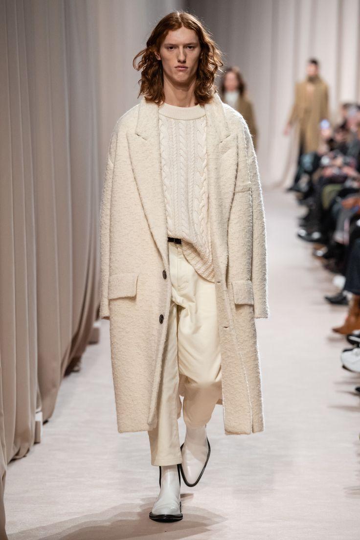Ami Fall 2019 Menswear Collection - Vogue #mensfashion #menswear #fashiontrends2019