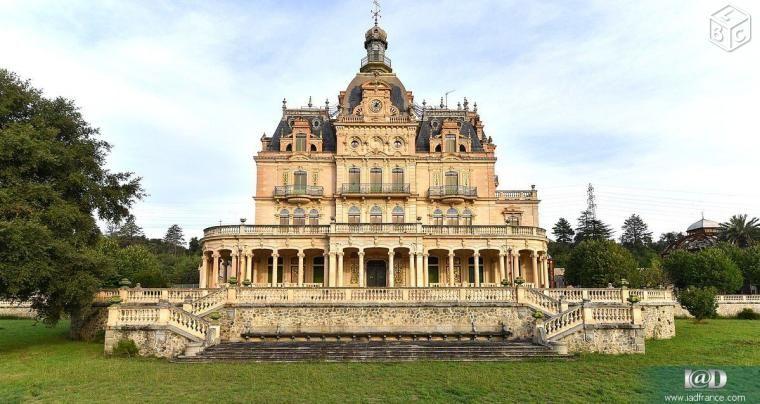 Château 40 pièces 1 500 m² Ventes immobilières Pyrénées-Orientales - leboncoin.fr