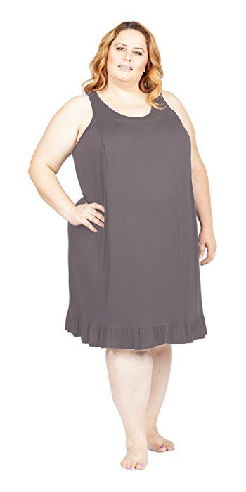 Plus Size Savi Mom Nursing X2f Breastfeeding Maternity Nightgown Sleepwear Dress 1x Charcoal Grey Nursing Dress Maternity Gowns Maternity Nightgown