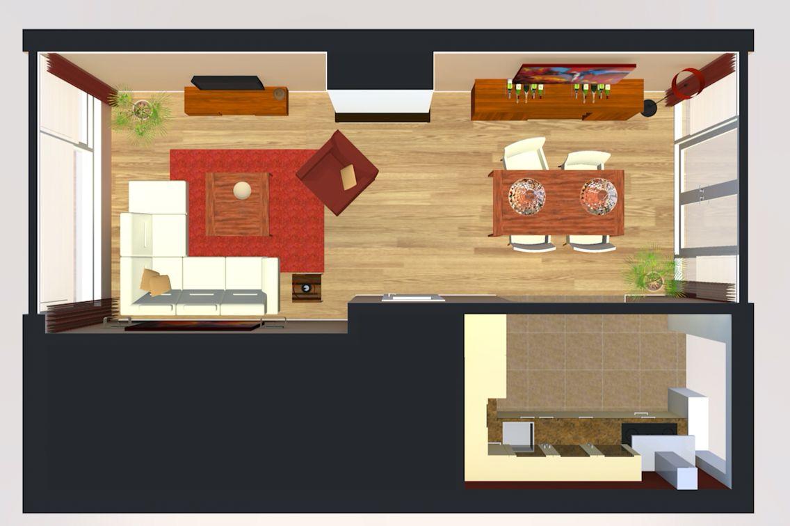 Plattegrond woonkamer inrichten - google zoeken | plattegrond ...
