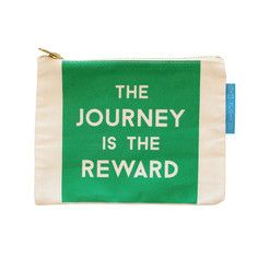 Journey Pouch, $18, now featured on Fab.