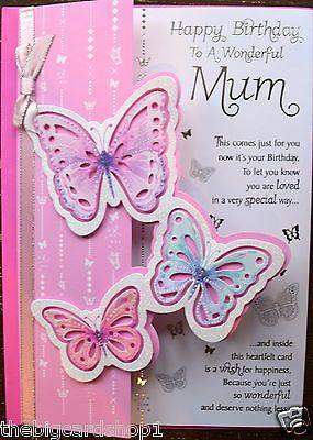 Imgenes de insert photo birthday cards mum birthday card colour insert birthday greeting card m4hsunfo