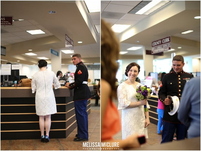 Pam Was So Excited About Marrying Her Favorite Marine When She Contacted Me A Few Weeks Before Their Wedding