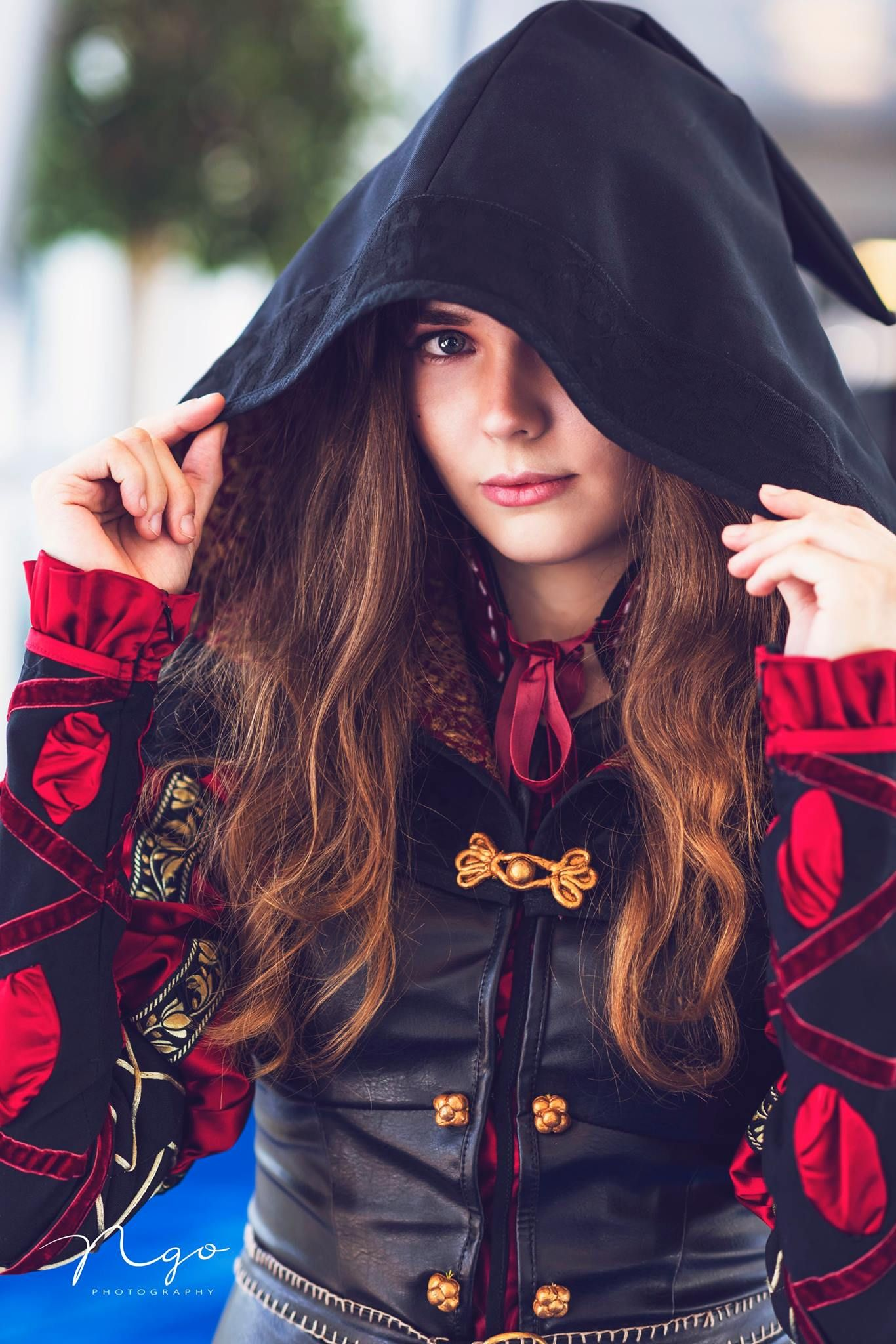 Anna Henrietta cosplay by Sparrowhawk Cosplay - The ...