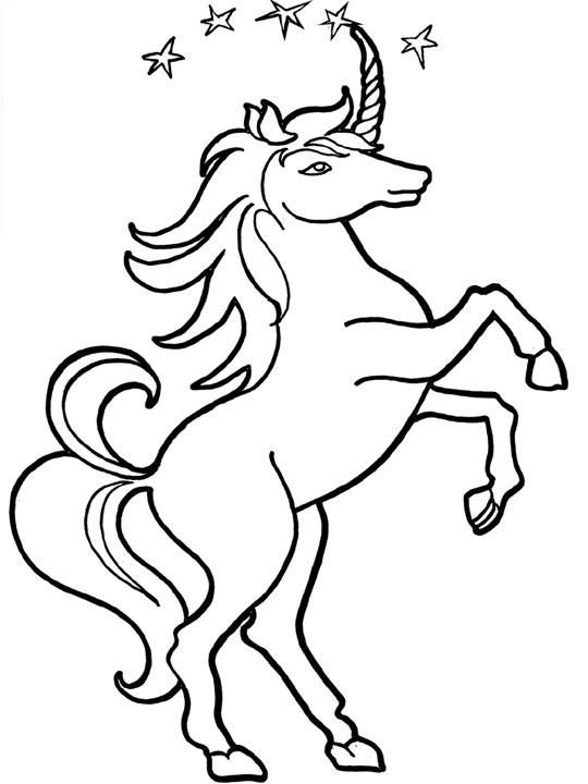 unicorn_3.jpg | Coloring pages, Unicorn coloring pages ...
