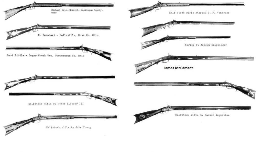 Finding gun design to match materials - Traditional