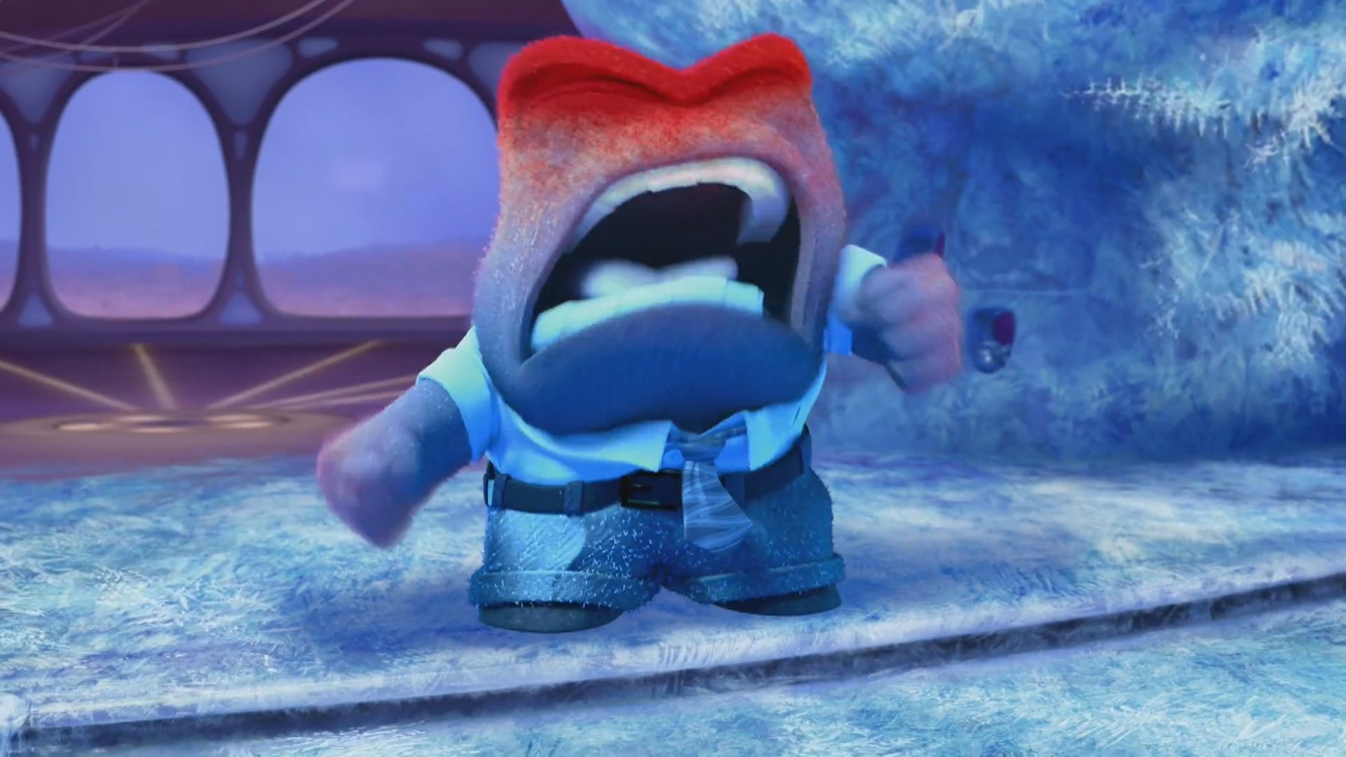 Anger Freeze