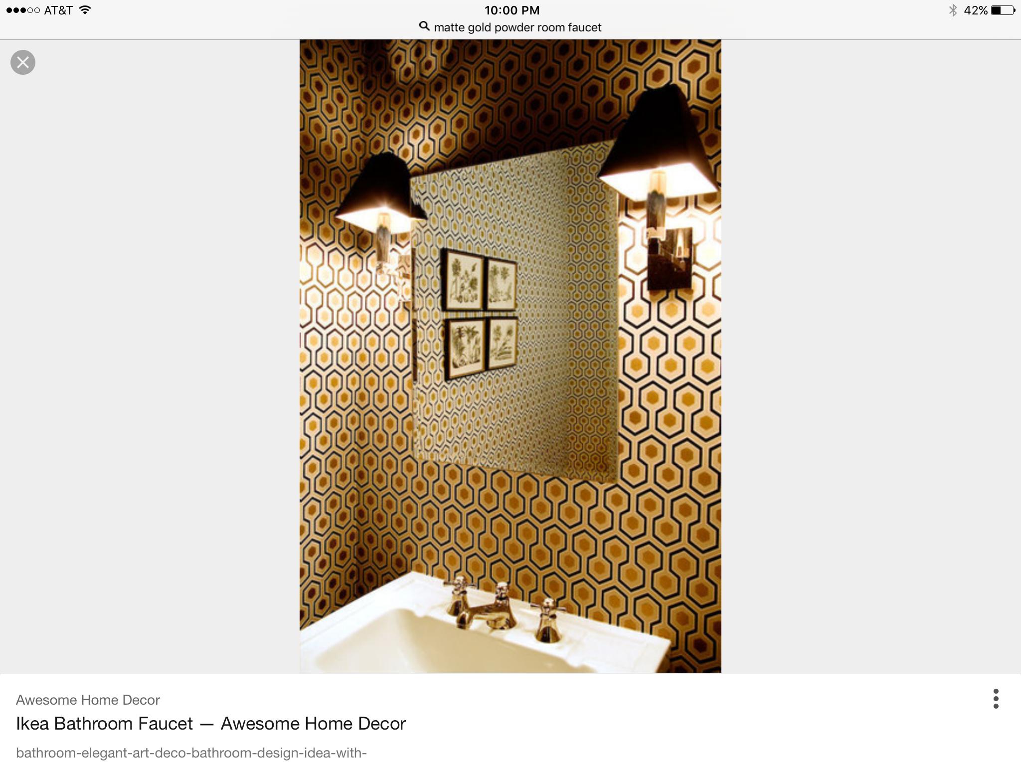 Pin by Jessica Nixon With JNID Studios, LLC on Wendy\'s powder room ...
