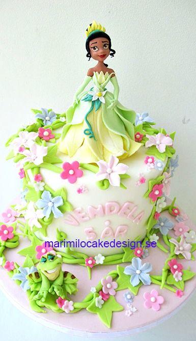 Princess Tiana Cake Images : Princess Tiana Cake from Princess and the Frog Cakes and ...