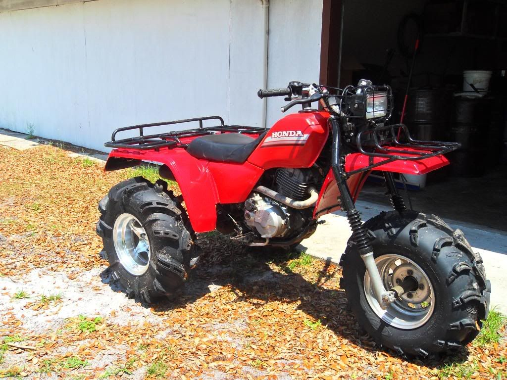 Honda 250 Big Red Picture Thread Red Pictures Honda Drift