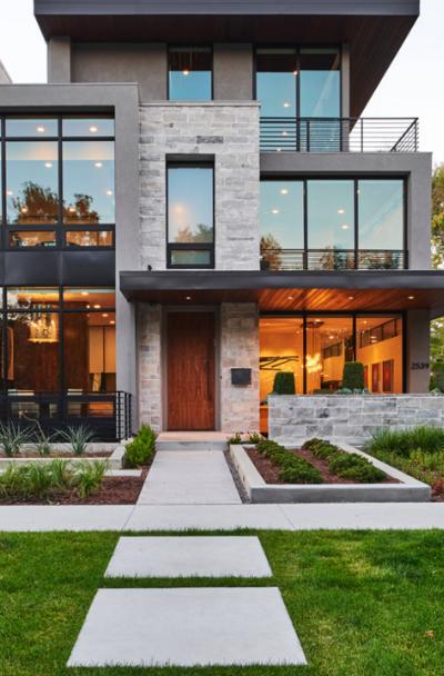 31 Modern Contemporary Exterior House Design Ideas Facade House Modern Exterior House Designs Modern House Exterior