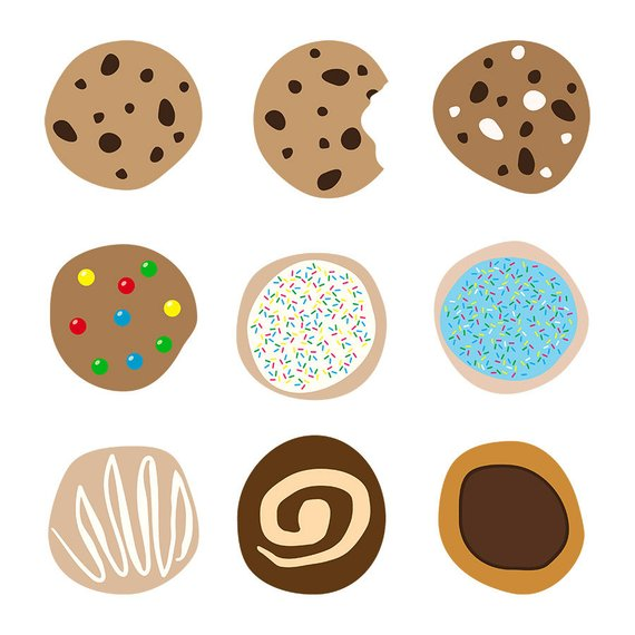 24++ Christmas cookie clipart transparent background information