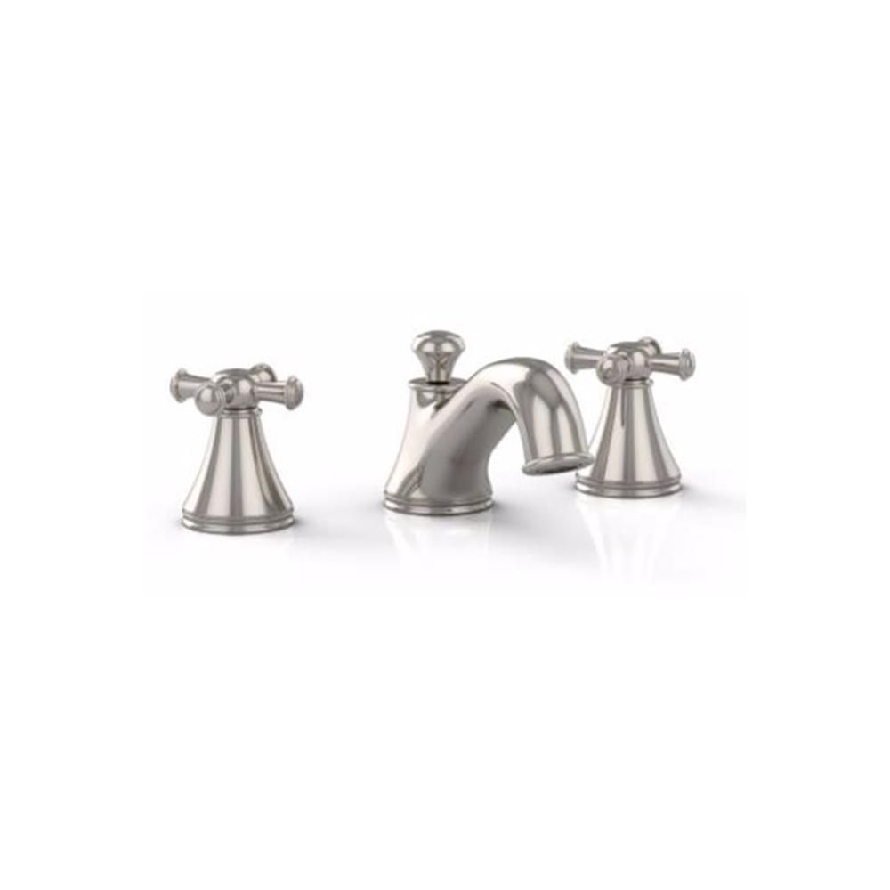 TOTO Vivian 8 in. Widespread 2-Handle Bathroom Faucet with Cross ...