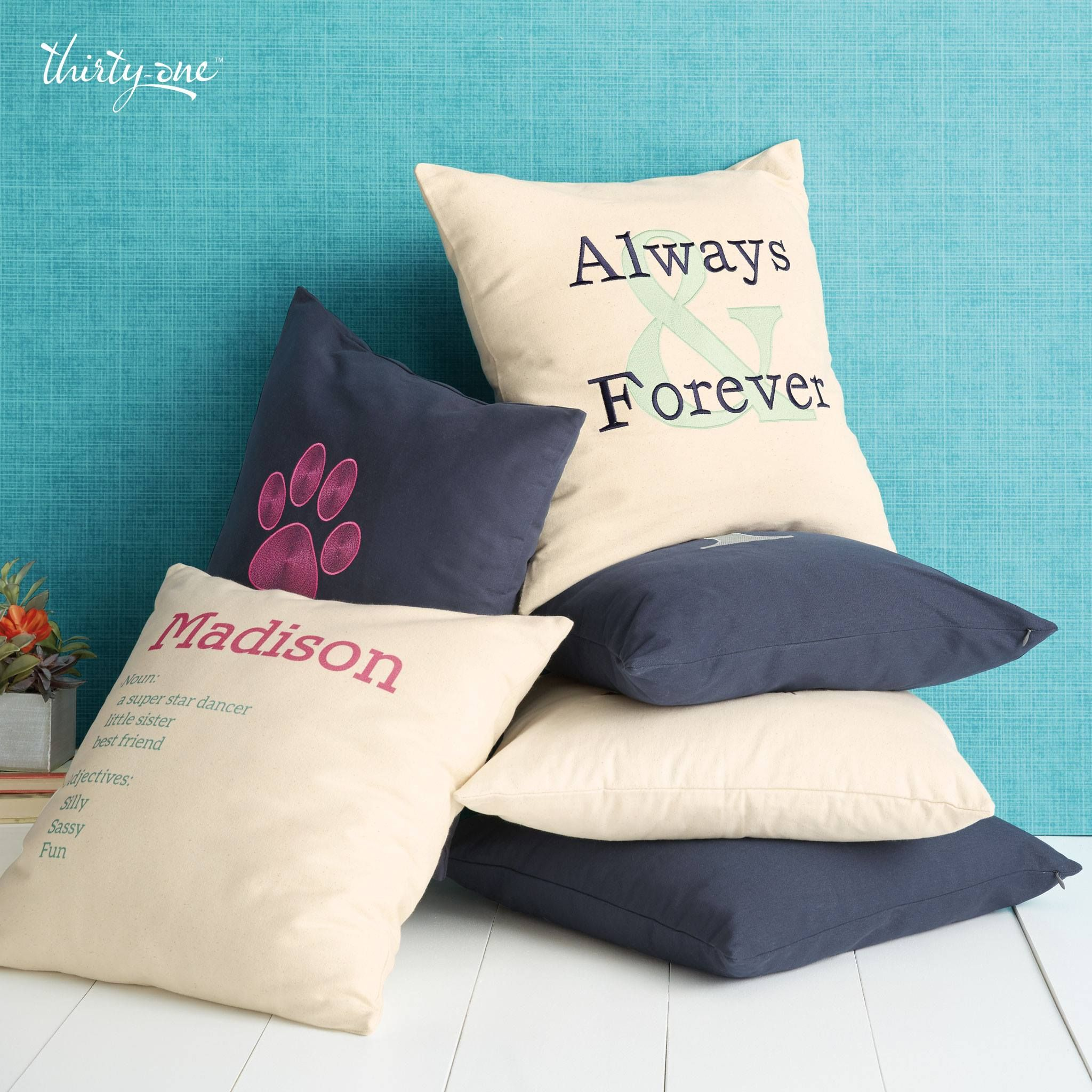 swiss pillows embroidered fullxfull personalized gift dot il pillow baby listing