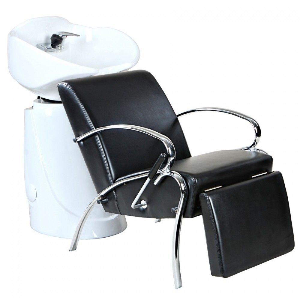 Spartan Salon Shampoo Chair  Backwash Unit Package