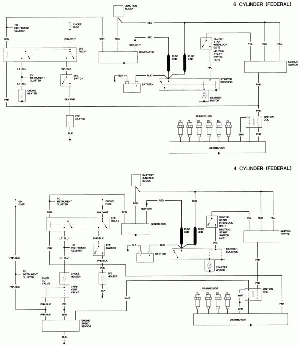 1993 Chevy Truck Wiring Diagram And Repair Guides