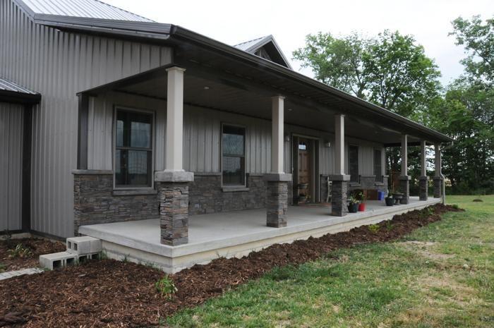 Residential Longhorn Buildings Metal House Plans Barn Style House Morton Building Homes