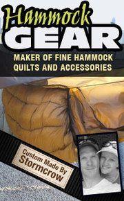 Outdoor Trail Gear - Hammock Accessories
