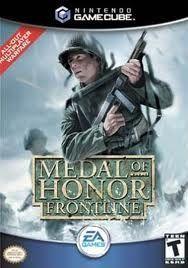 Medal Of Honor Frontline Gamecube Game Medal Of Honor Gamecube Games Ps2 Games