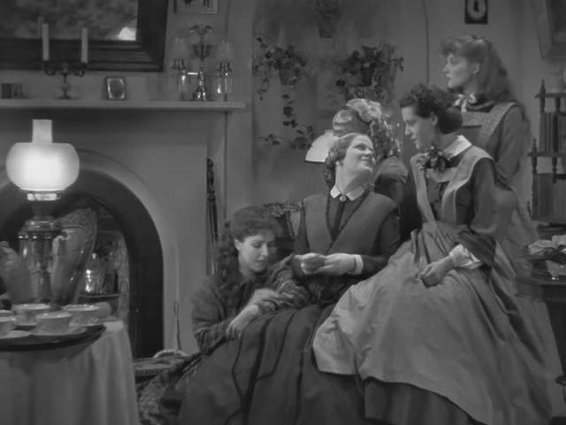 Katharine Hepburn in Little Women (1933)