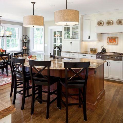 Kitchen Designers Boston Amazing Custom Home Groton Ma  Traditional  Kitchen  Boston  Platt Design Ideas