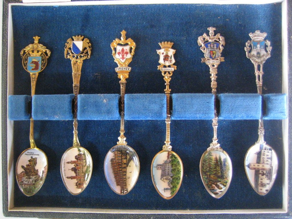 souvenir spoons australia   Antiques, Art & Collectables   Gumtree ...