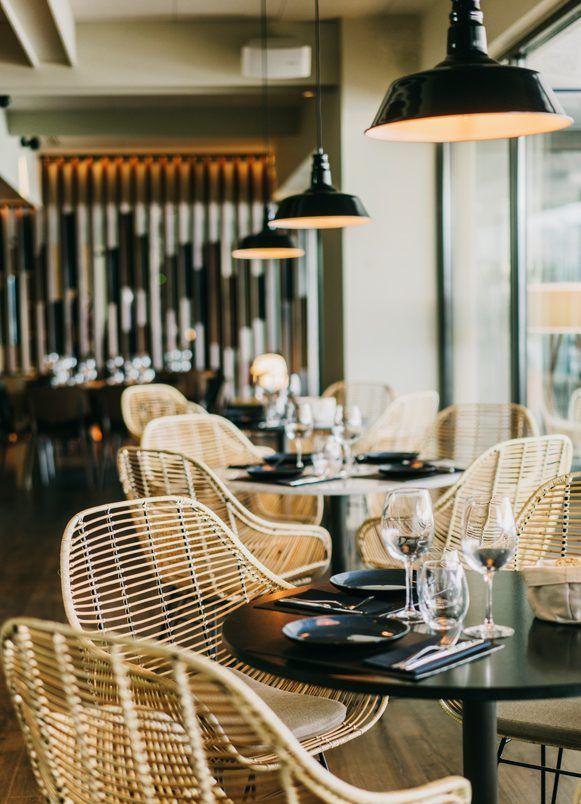 Restaurantes Panorama Santander Diseño Del Restaurante Proyectos De Diseño Restaurantes