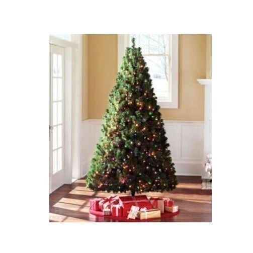 prelit artificial christmas tree 65 ft pre lit 65 ft madison pine tree 42 prelitartificialchristmastree65ft