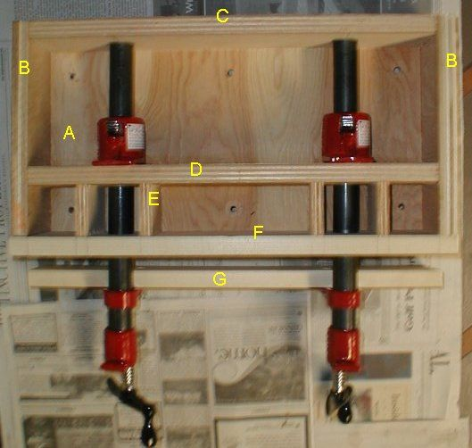 Christophermerrill Net Diy Moxon Vise For About 15 Worth Of