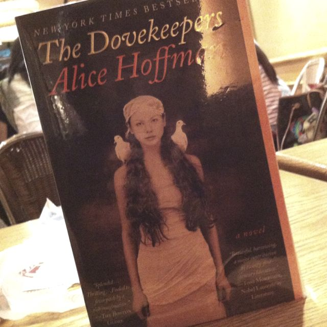 Another awesome book by one of my favourite authors, Alice Hoffman!