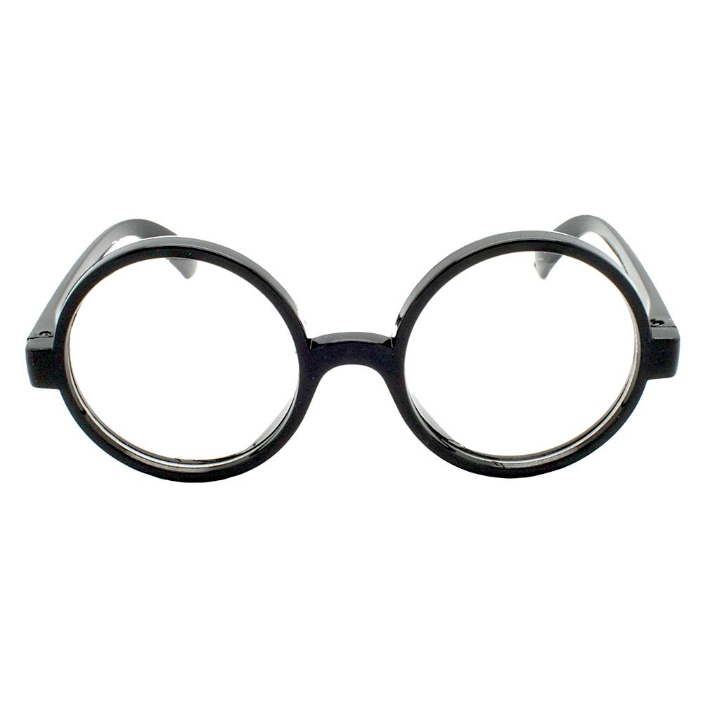 070cf01758b35 Round Circle Black frame geek glasses. Black FramesLensGlassesEyeglasses LentilsEye ...