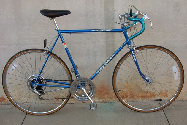 d6f2cb8a26d Vintage Velo: 1980 Schwinn Varsity | Coolest velocipede | Bicycle ...