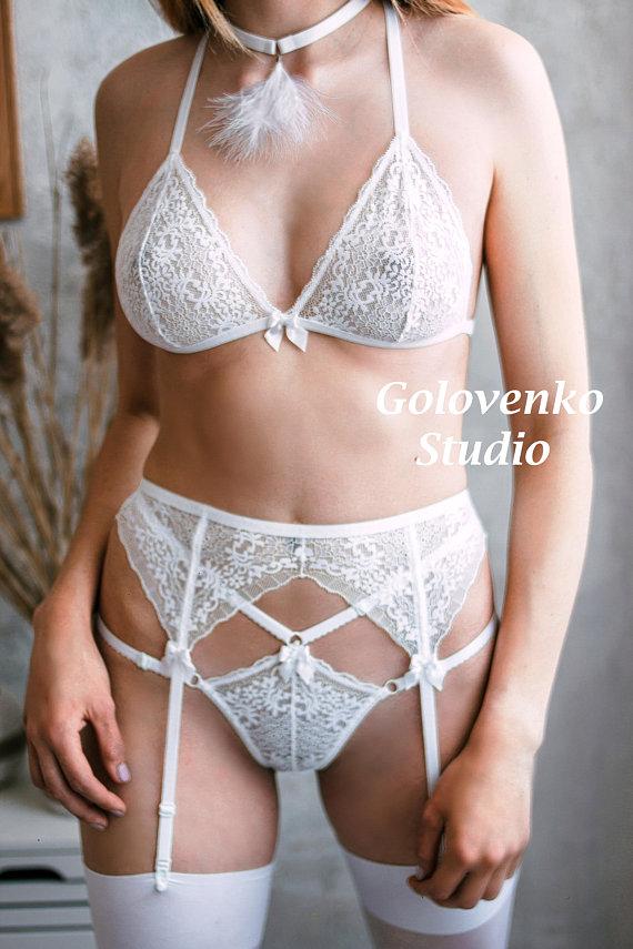 Wedding lingerie set 4b97dfe84