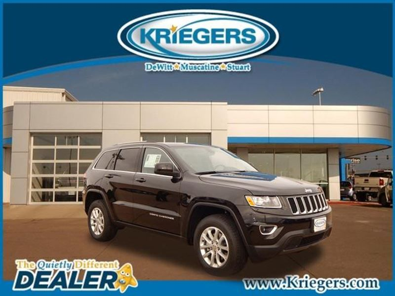 New 2015 Jeep Grand Cherokee Laredo for sale in Muscatine