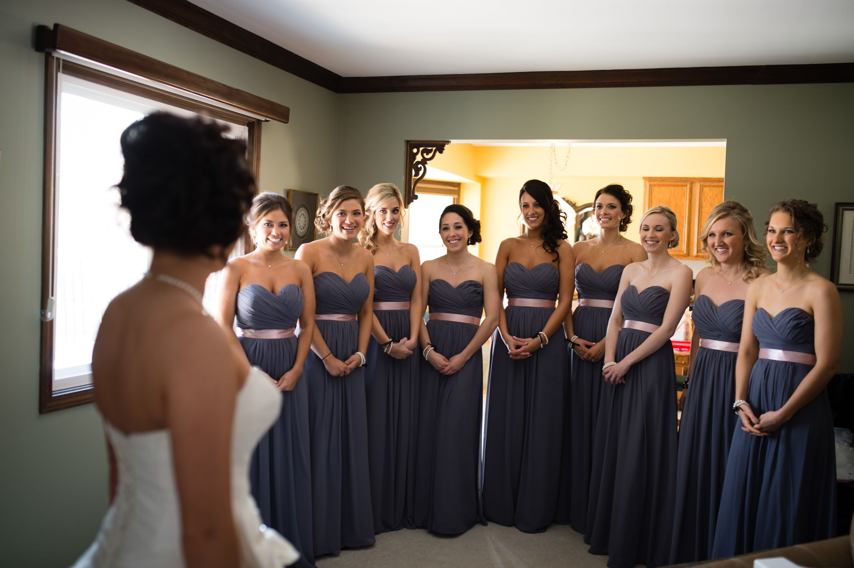 Funky charcoal bridesmaids dresses image wedding dress ideas charcoal bridesmaids dresses image collections braidsmaid dress ombrellifo Gallery