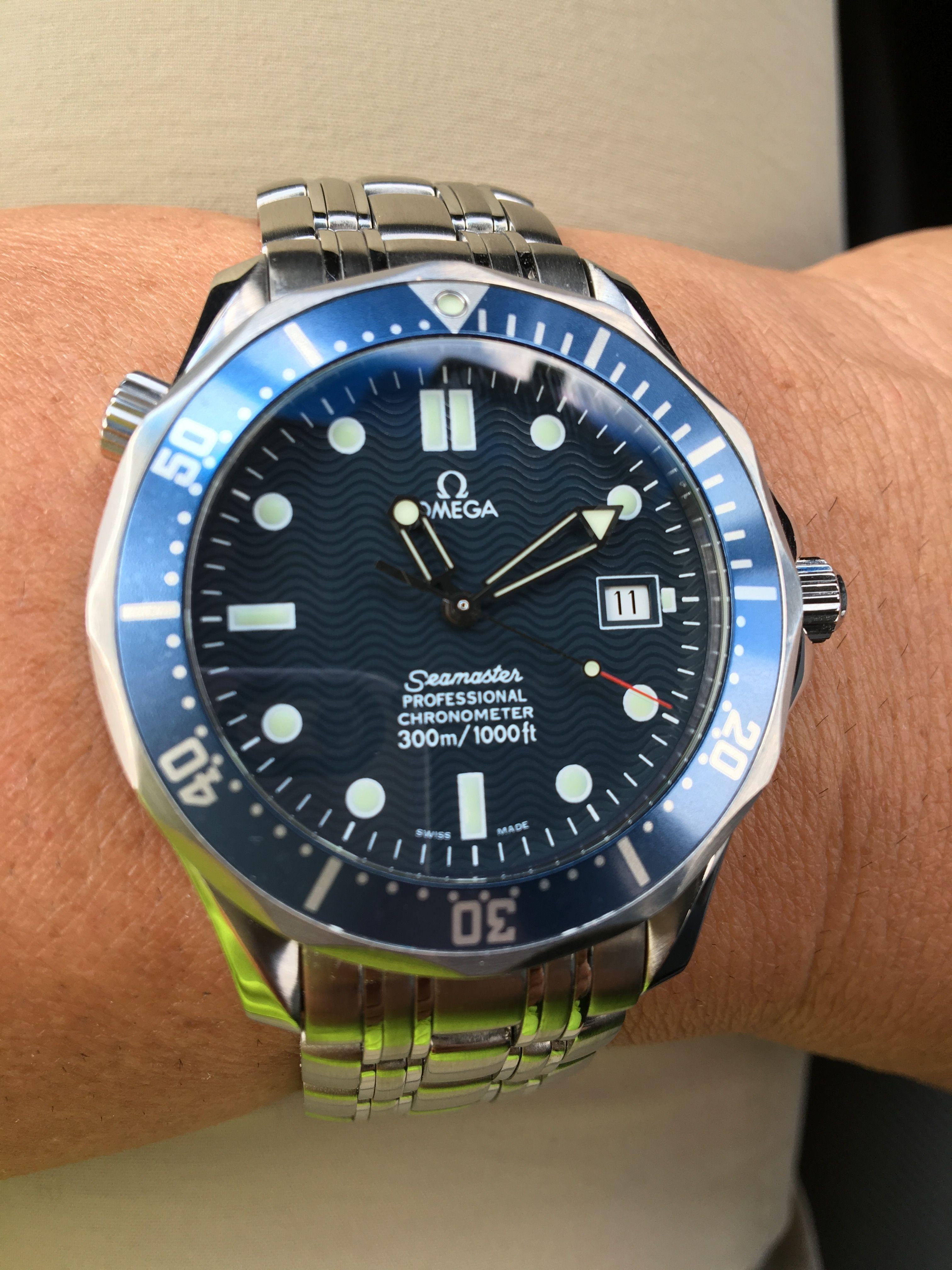 Omega Seamaster Professional 2531 80 Bernard Watch Omega Seamaster Omega Seamaster Professional Vintage Timepiece