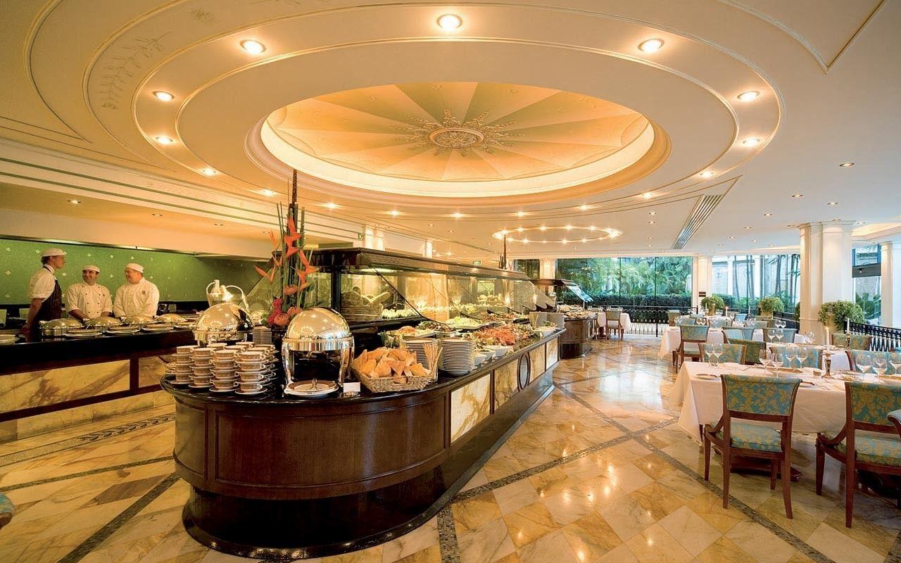 Il Barocco Restaurant Palazzo Versace