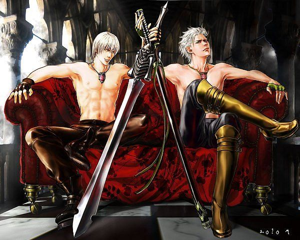 Devil May Cry, Dante Devil May Cry