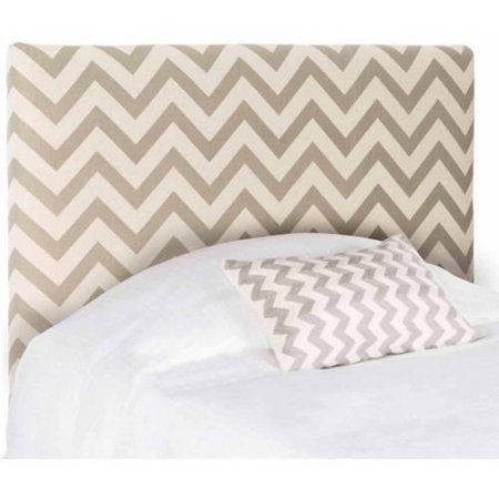 Safavieh Ziggy Zig-Zag Headboard, Available in Multiple Colors and Sizes, Multicolor