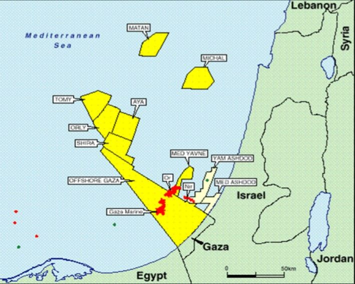 Image result for Israel stealing palestinian oil gas
