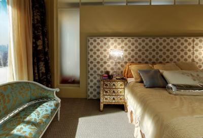 interior design inspiration - Blair Waldorf Schlafzimmer Dekor