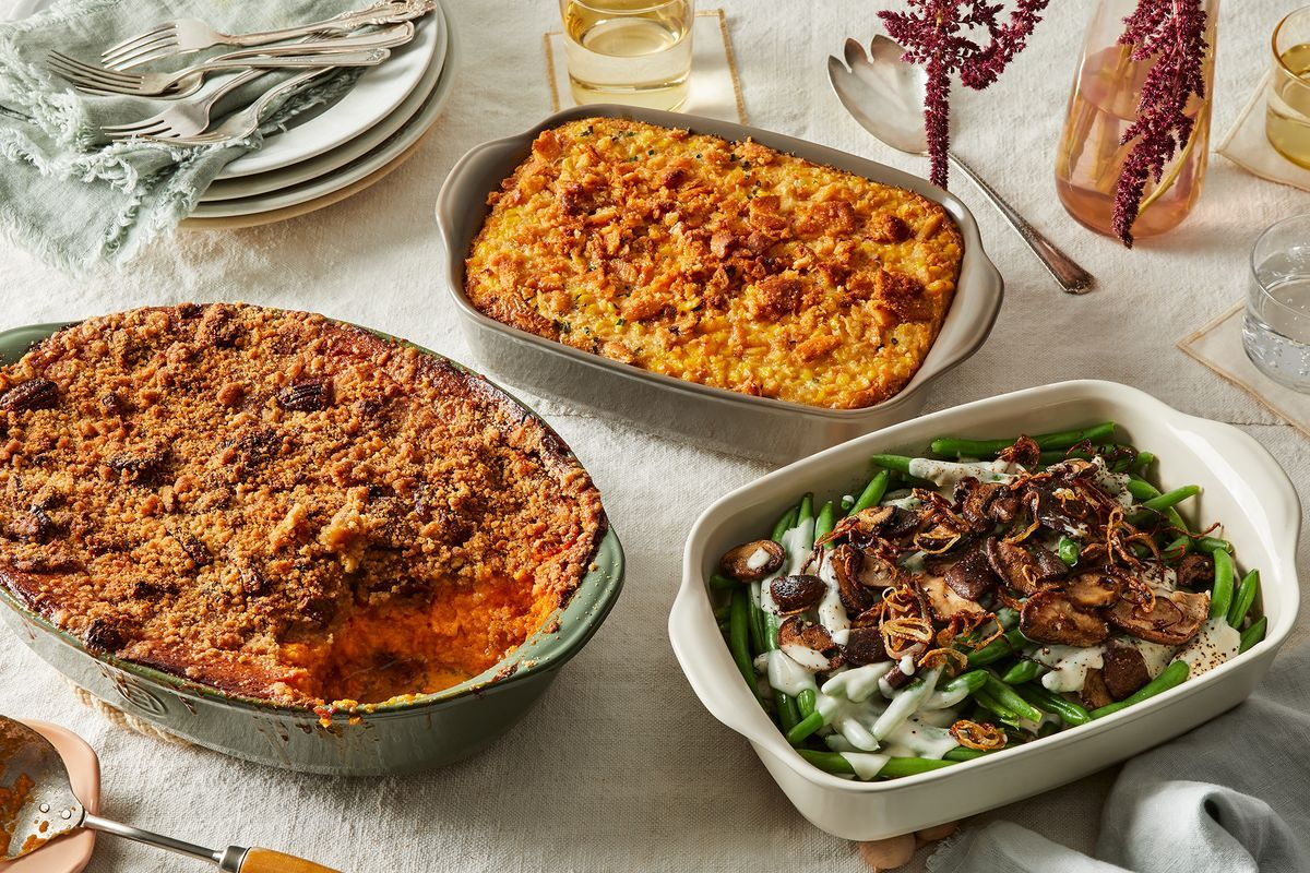 9 Thanksgiving Sides That Are Super Speedy, Thanks to One Shortcut