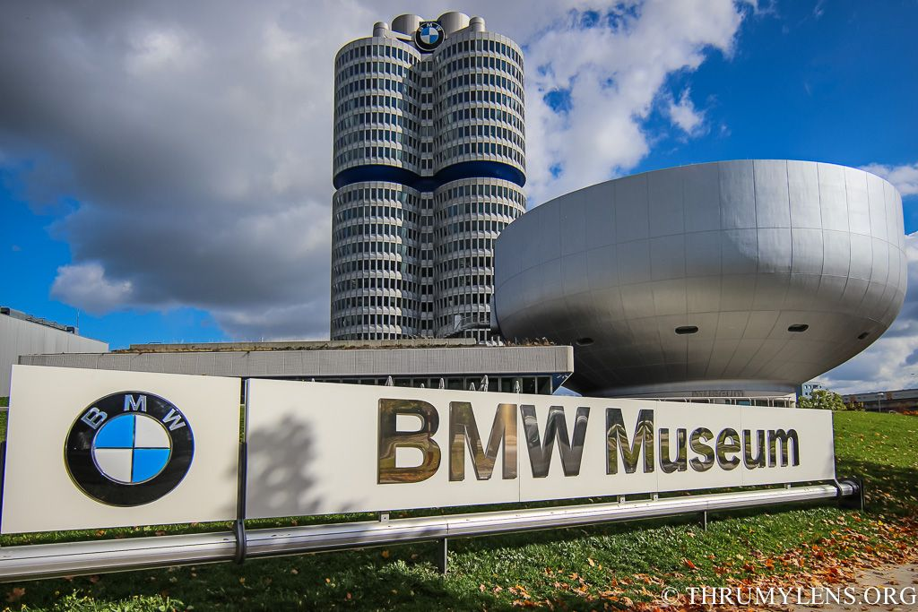 Bmw Museum Munich >> Bmw Museum Munich Germany The Welt Together With The Bmw