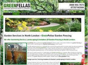 Greenfellas Garden Services London Tree Surgeons Garden Fencing