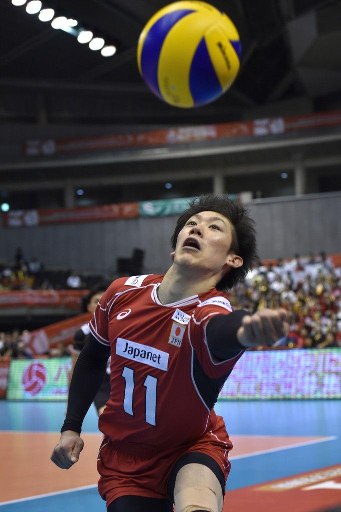 Yuki Ishikawa Photos Photos Japan V Venezuela Men S World Olympic Qualification Tournament Japan Volleyball Team Yuki Ishikawa