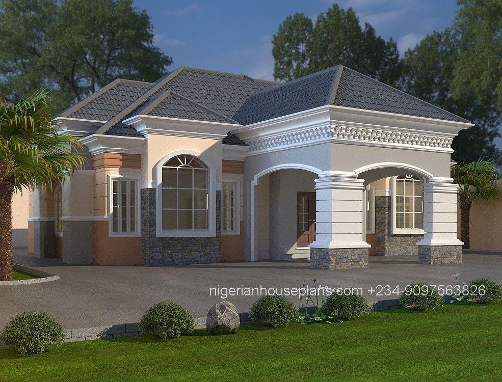 12++ Bungalow house design in nigeria ideas