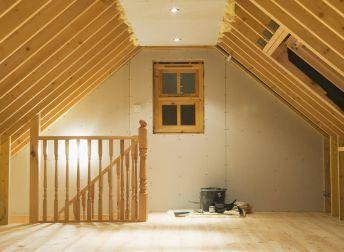 am nager des combles r glementation et permis de construire c t bricolage pinterest. Black Bedroom Furniture Sets. Home Design Ideas