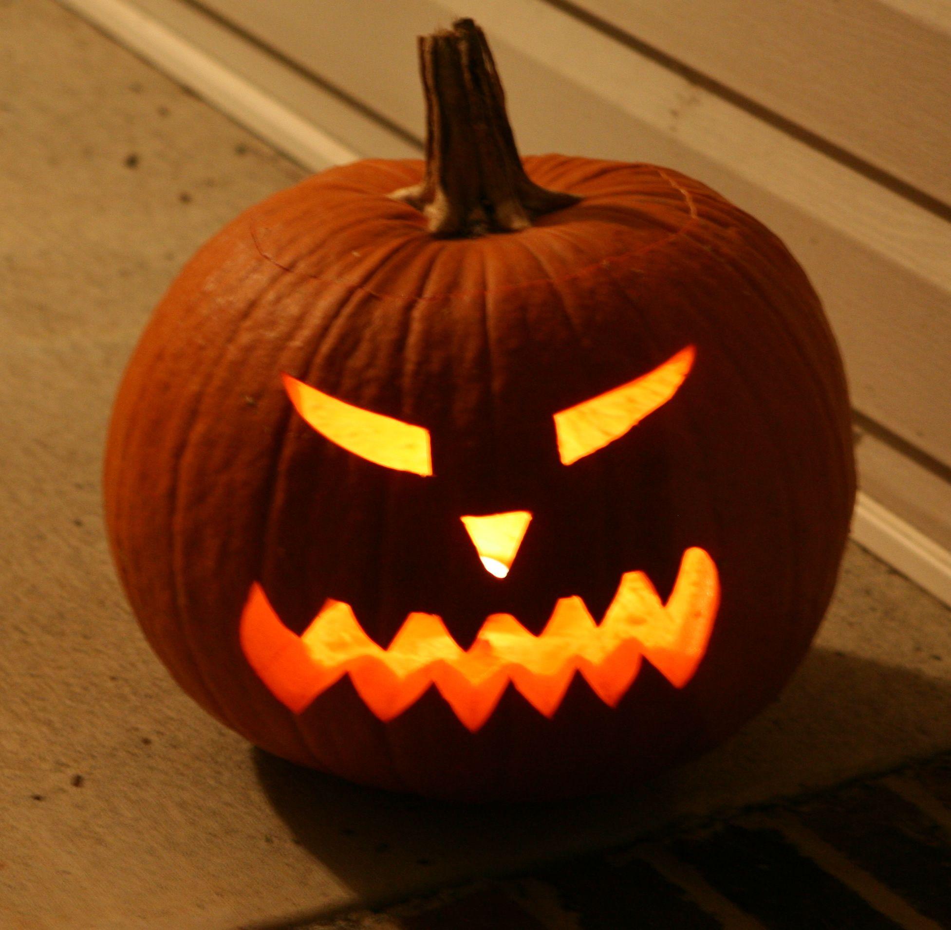 Spooky Jack O Lantern Patterns Templates Jack O Lantern