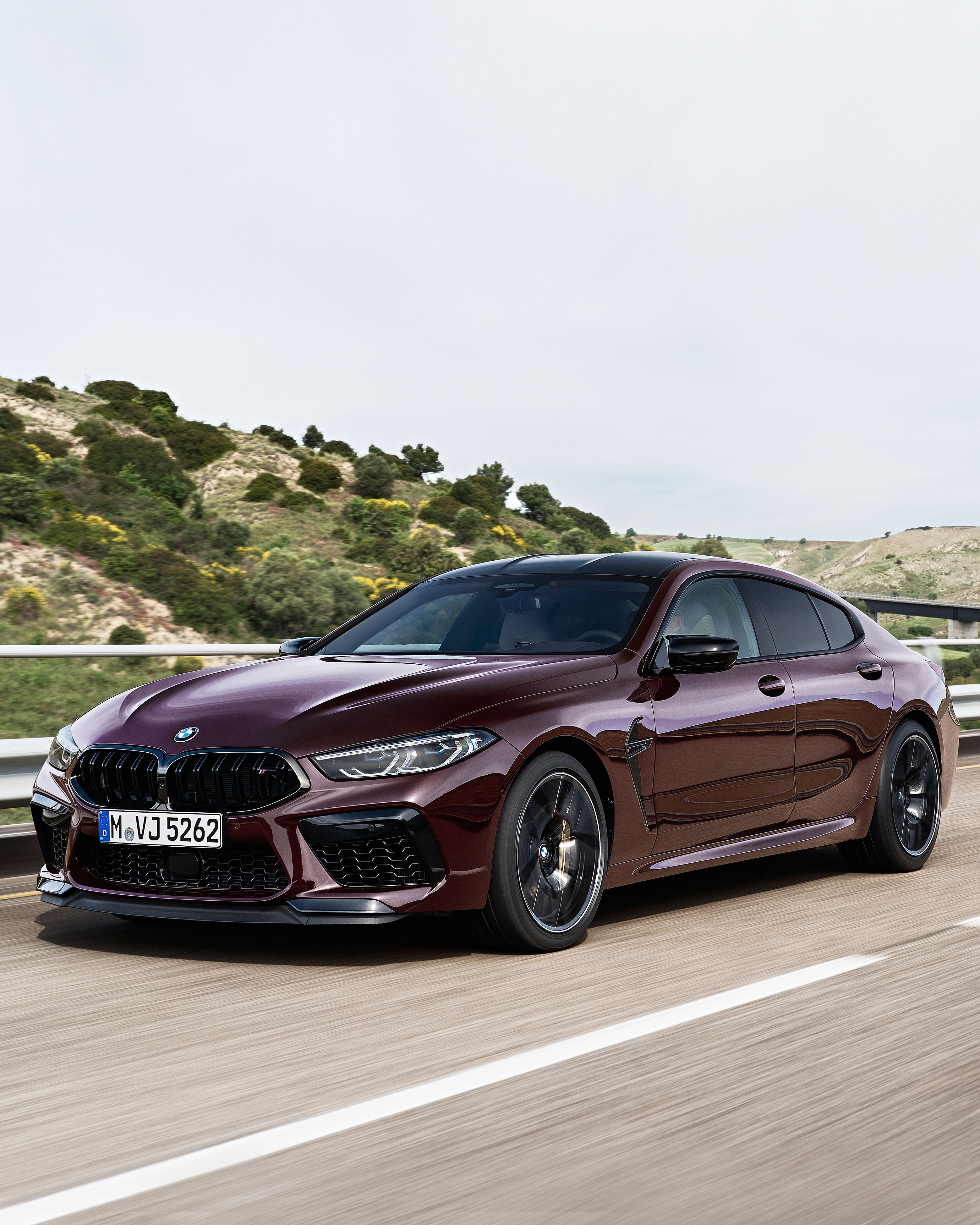 2020 Bmw M8 Gran Coupe Arrives With Four Doors And Up To 617 Hp